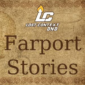 Farport Stories | The Wand Incident