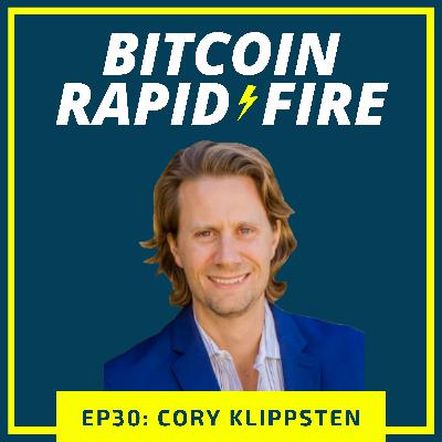 Cory Klippsten: Give the gift of Bitcoin