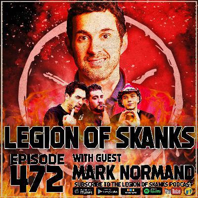 Episode 472 - I Think I Left My Yuck - Mark Normand