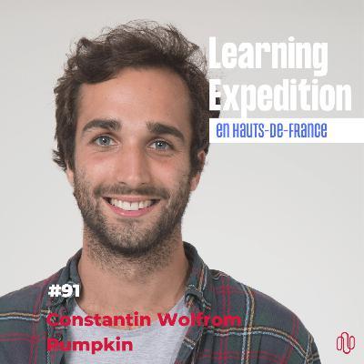 #91 - Constantin Wolfrom /// Pour performer, il faut que ce soit obsessionnel - Pumpkin