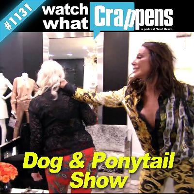 RHONJ: Dog & Ponytail Show
