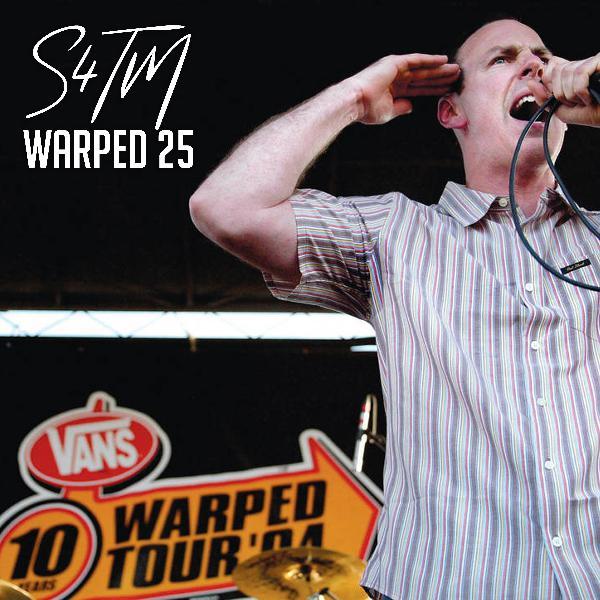 Warped Tour 25th Anniversary!