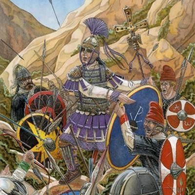 L'ultima battaglia dei Goti (552-553), ep. 82