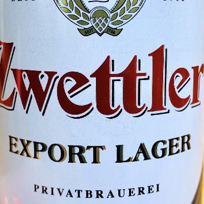Die Social-Media-Krise  Bier: Zwettler Export Lager