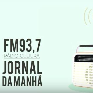 Ouça o Jornal da Manhã desta sexta, 08.02.19