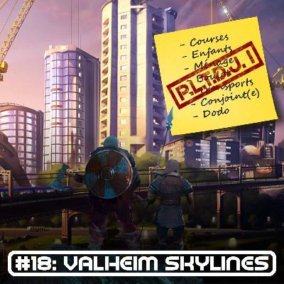 Valheim Skylines