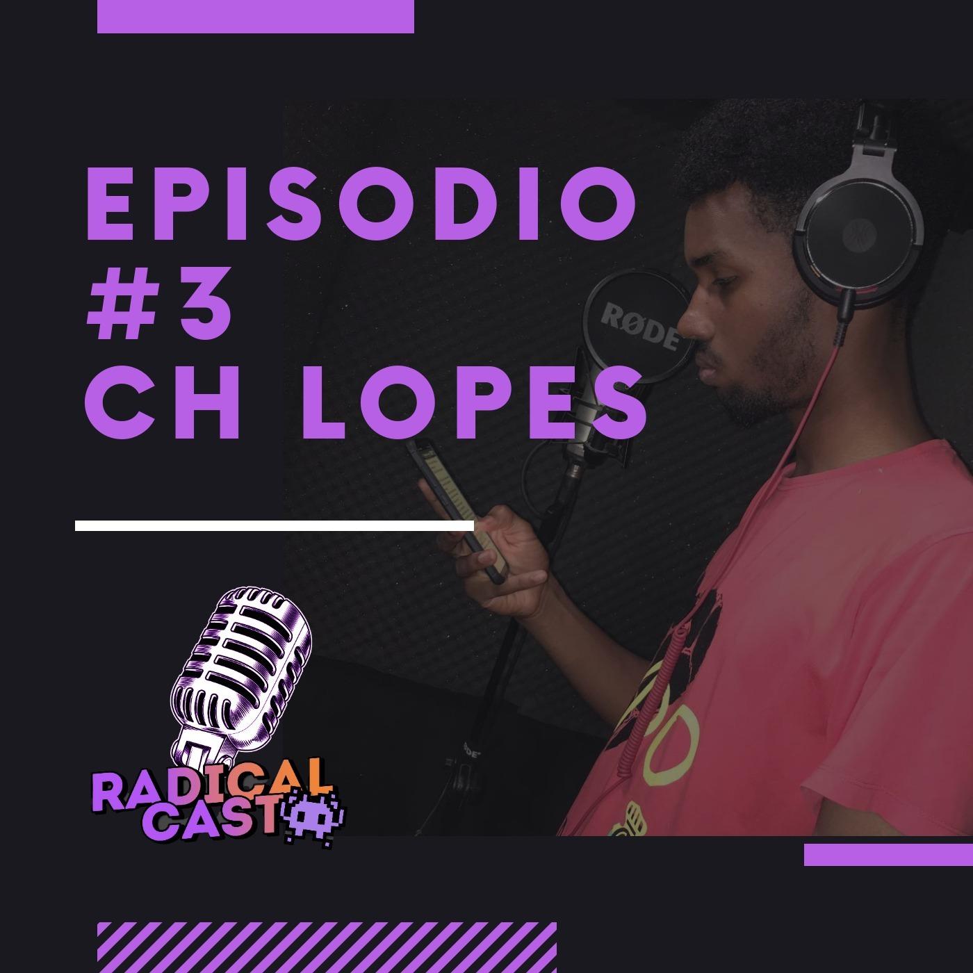 RadicalCast - #03 Música e Influências Culturais (convidado CH Lopes)