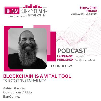 141. Blockchain is a vital tool to boost sustainability