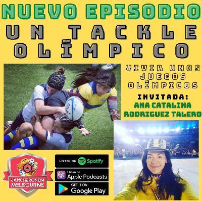 Historias de olímpicos con Ana Catalina Ramírez