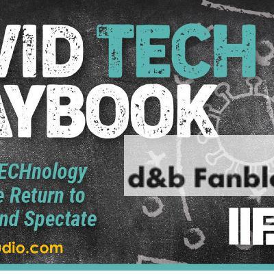 IIFX COVID TECH Playbook - d&b fanblock
