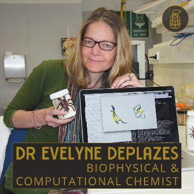 Cell Membrane Biophysics & Computational Chemistry with Dr Evelyne Deplazes (#7)