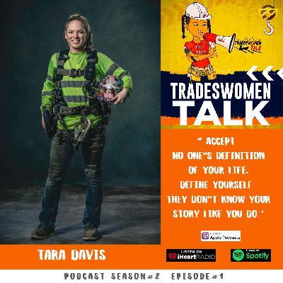 Tara Davis: Savage And Tough As Nails Ironworker.