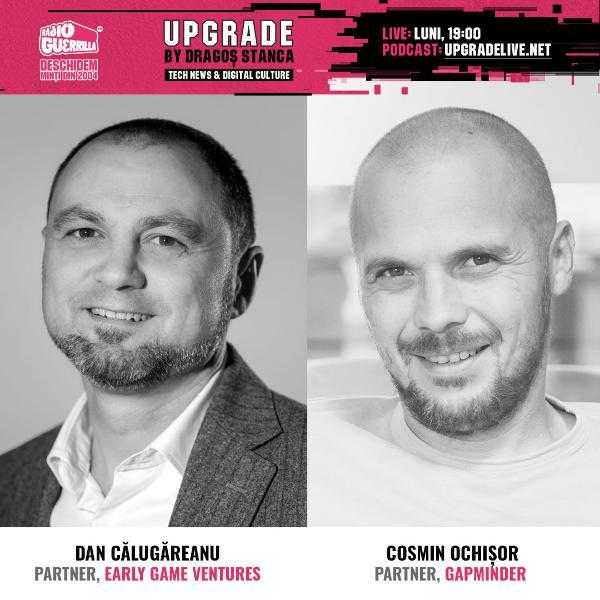 #16 Cum obții bani pentru startup-ul tău? Dan Călugăreanu - Early Game   Cosmin Ochisor - GapMider