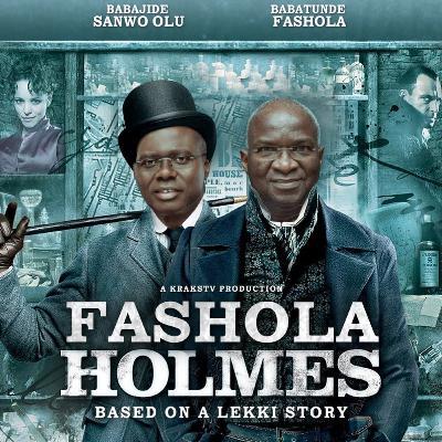 "Episode 64 - ""Sherlock Fashola"" (#EndSARS)"