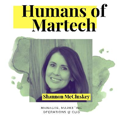 37: Shannon McCluskey: Searching for remote martech pros