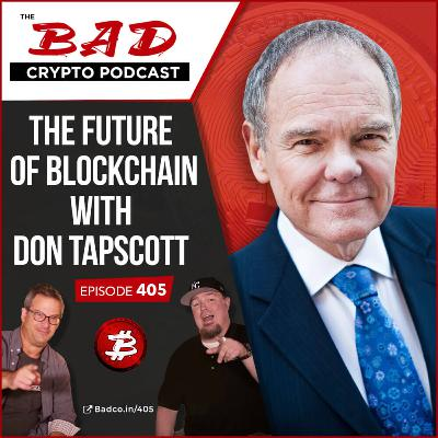 The Future of Blockchain with Don Tapscott