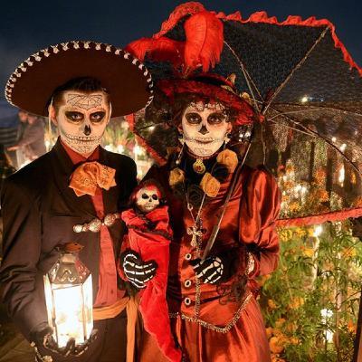 Voces: El día de muertos México y Perú (29-10-2010)