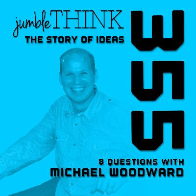 8 Questions with Michael Woodward