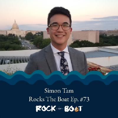 73 | Founder of The Slants: Simon Tam