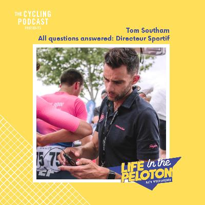 70: Life in the Peloton – Tom Southam