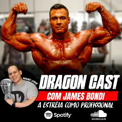 James Bondi - A estréia como Bodybuilder Pro