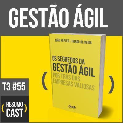 T3#055 Os segredos da gestão ágil  | João Kepler