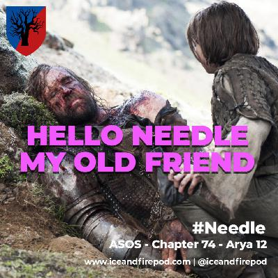 230 – A Storm Of Swords Chapter 74 – Arya 12 #Needle
