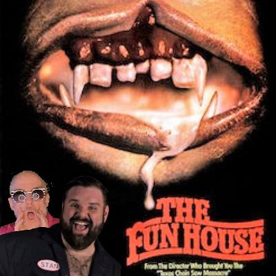 """Tobe Hooper's THE FUNHOUSE (1981) - """"Pay To Get In. Pray To Get Out."""" - with JOHN """"Stan the Mechanic"""" HERNANDEZ"""