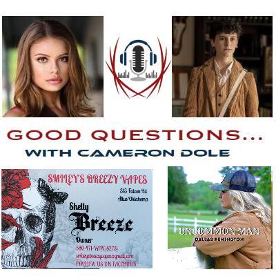 Episode 48: Hannah Kepple, Nicolas Cantu, and Dallas Remington