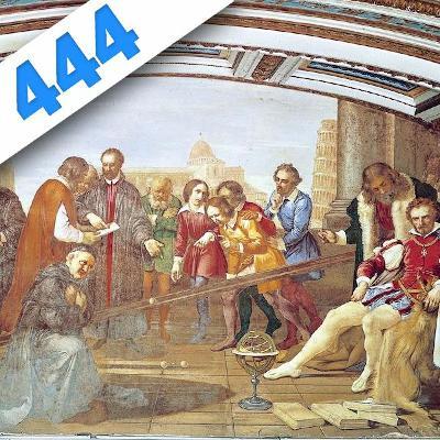444 - La chute des corps
