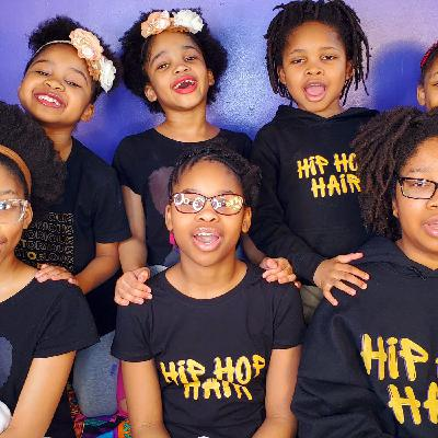 A Family of Young Authors Discuss Hip-Hop and Hair