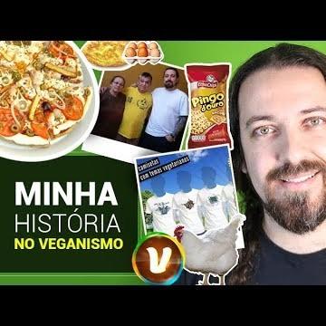Minha história no veganismo + Por que Vista-se?