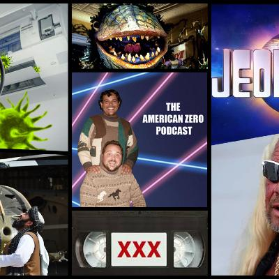 Ep. 20 Jeopardy, Grandpas Porn, and Taliban Anger