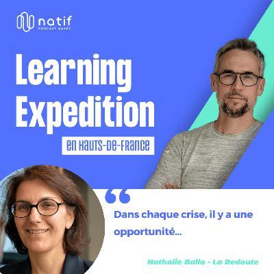 #76 - Nathalie Balla /// Dans chaque crise, il y a une opportunité - La Redoute