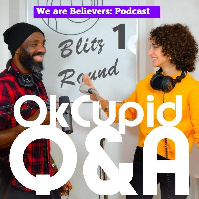 Blitz Round #1: Answering some OkCupid questions