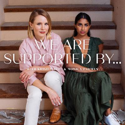 We are supported by... Gloria Steinem