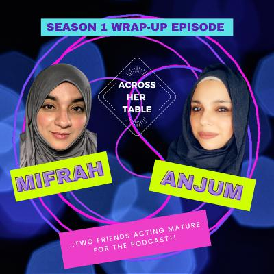 S2 Ep#01: Two besties look back at how this podcast began