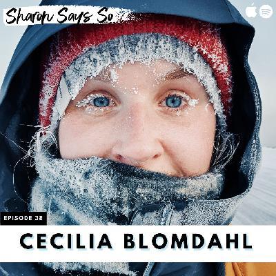 38. On an Arctic Island with Cecilia Blomdahl