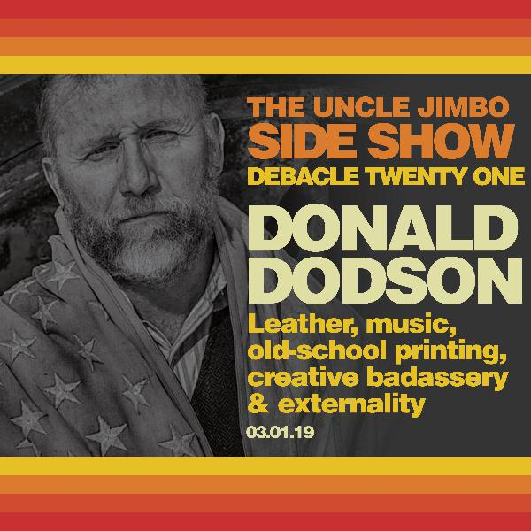 Debacle Twenty One - Donald Dodson