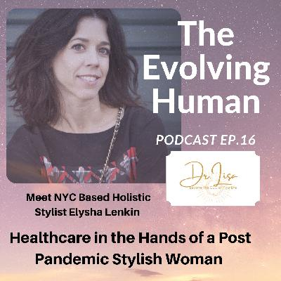 Healthcare in the Hands of a Post Pandemic Stylish Woman
