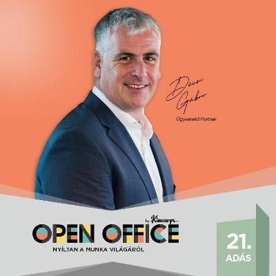 21. Irodai diskurzus - A helyes iroda használat - Décsi Gábor   Open Office Podcast