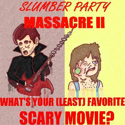 #8: Slumber Party Massacre 2 (1987)