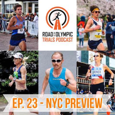 #196 - NYC Marathon Preview
