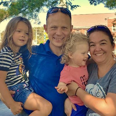 Dad to Dad 114 - SEND International Missionary Nathan Woerner And His Daughter with Angelman Syndrome