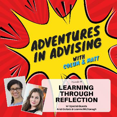 Learning Through Reflection - Adventures in Advising