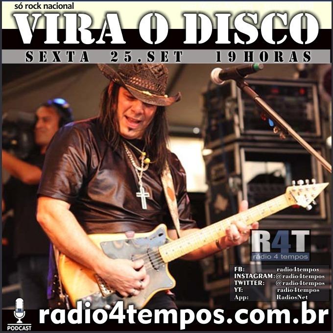 Rádio 4 Tempos - Vira o Disco 77:Rádio 4 Tempos