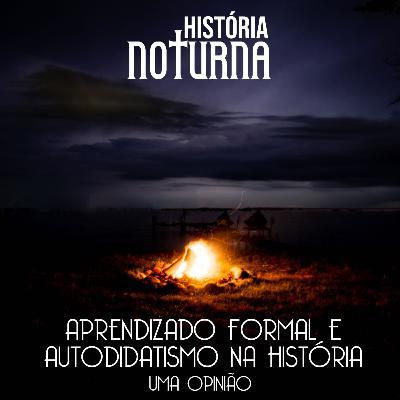 Aprendizado formal e autodidatismo na História: uma opinião
