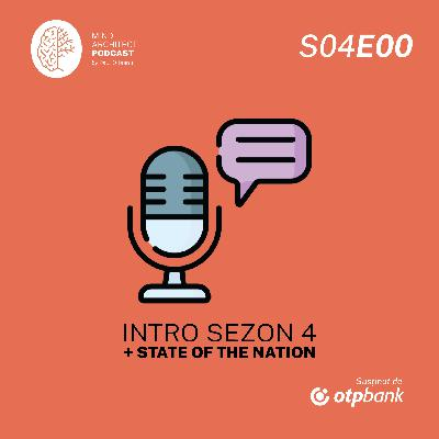 Sezonul 4, Episodul 0 - Ce am pregătit pentru acest sezon de podcast și cum se transformă proiectul Mind Architect