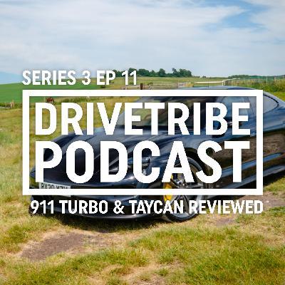 Season 3 Ep 11: Porsche 911 Turbo and Taycan ride-along reviews