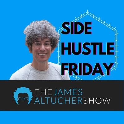 Side Hustle Friday: Steal this business idea, cause I am going to do it! - Brian Keating